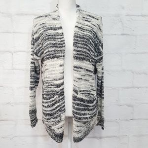 3/$30 14th & Union Cardigan Sweater Open Front M